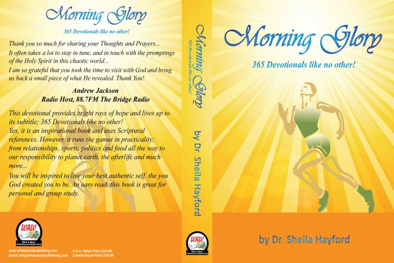 Morning Glory  365 Devotionals like no other!
