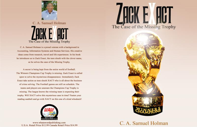 Zack Exact  -  The Case of the Missing Trophy